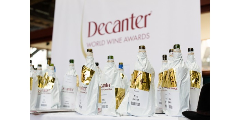 PREMIOS DECANTER 2016